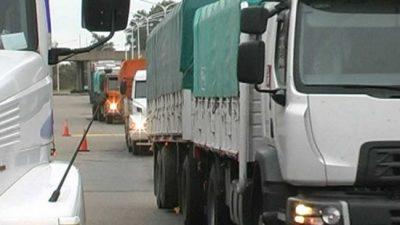 «Al transporte, el gasoil ya le aumentó 15 por ciento»