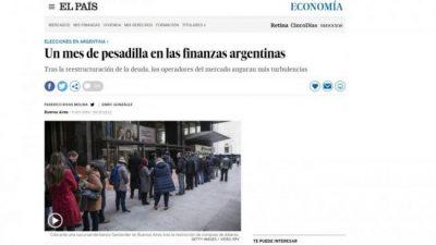 La debable argentina sigue siendo noticia