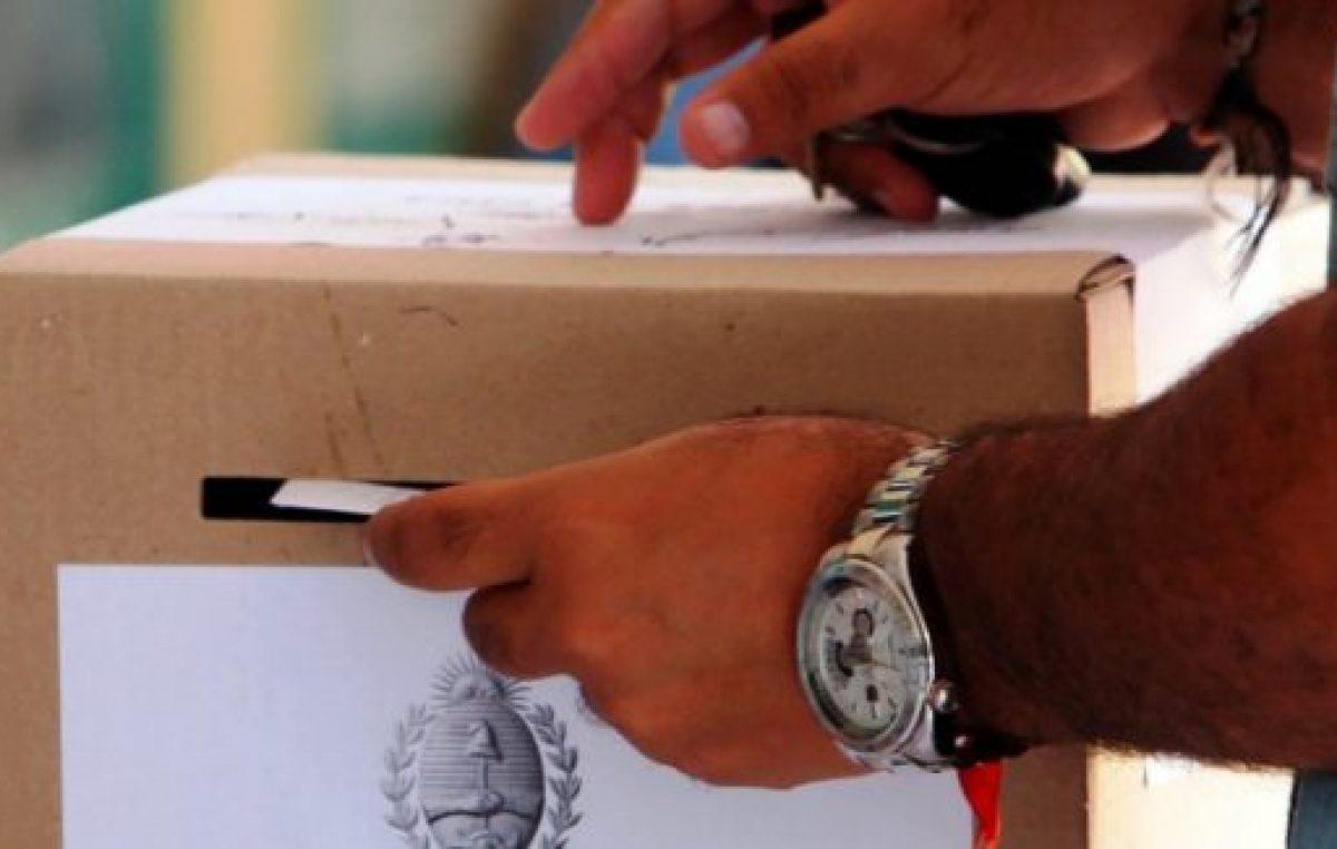 La UCR y el PJ pelean voto a voto en seis municipios mendocinos