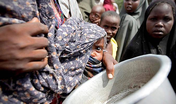 Hay 41 países en el mundo que necesitan ayuda alimentaria externa