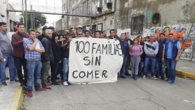 Ramos Mejía: Otra textil contra las cuerdas