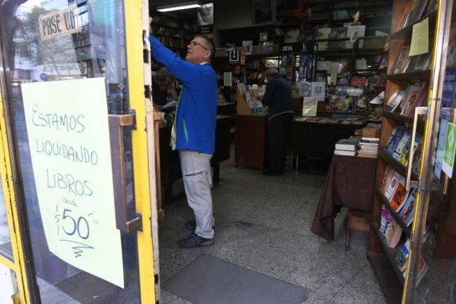 Librerías: cierra Simoncini y Gómez, una histórica del Centro mendocino