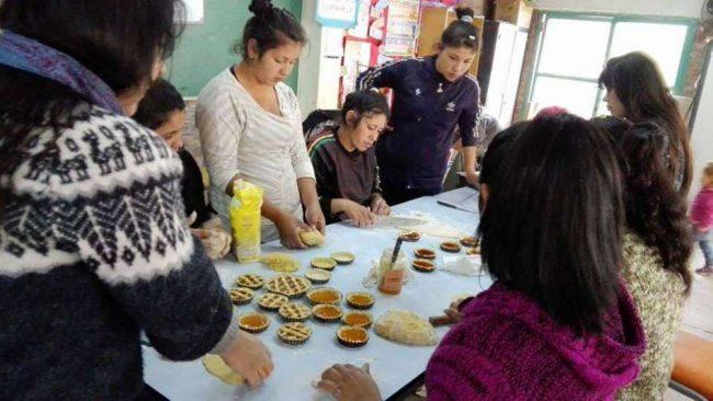 Un comedor comunitario de Las Heras pide ayuda para poder pagar una deuda de $100 mil de gas
