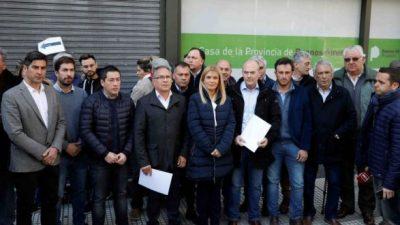 Intendentes piden a Vidal partidas extras de comida