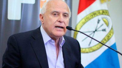 El gobernador de Santa Fe habla con Frigerio por ATN para municipios y comunas