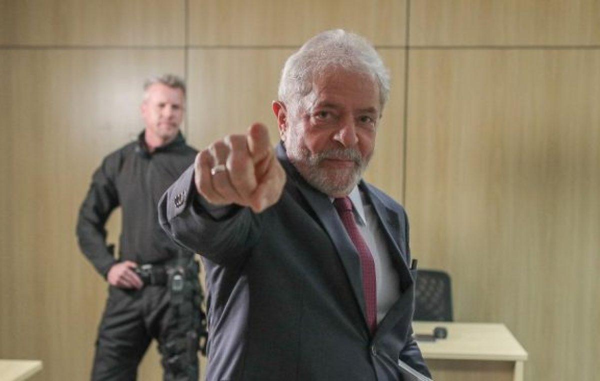 Justicia para Lula
