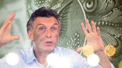 Macri prefiere el dólar cash