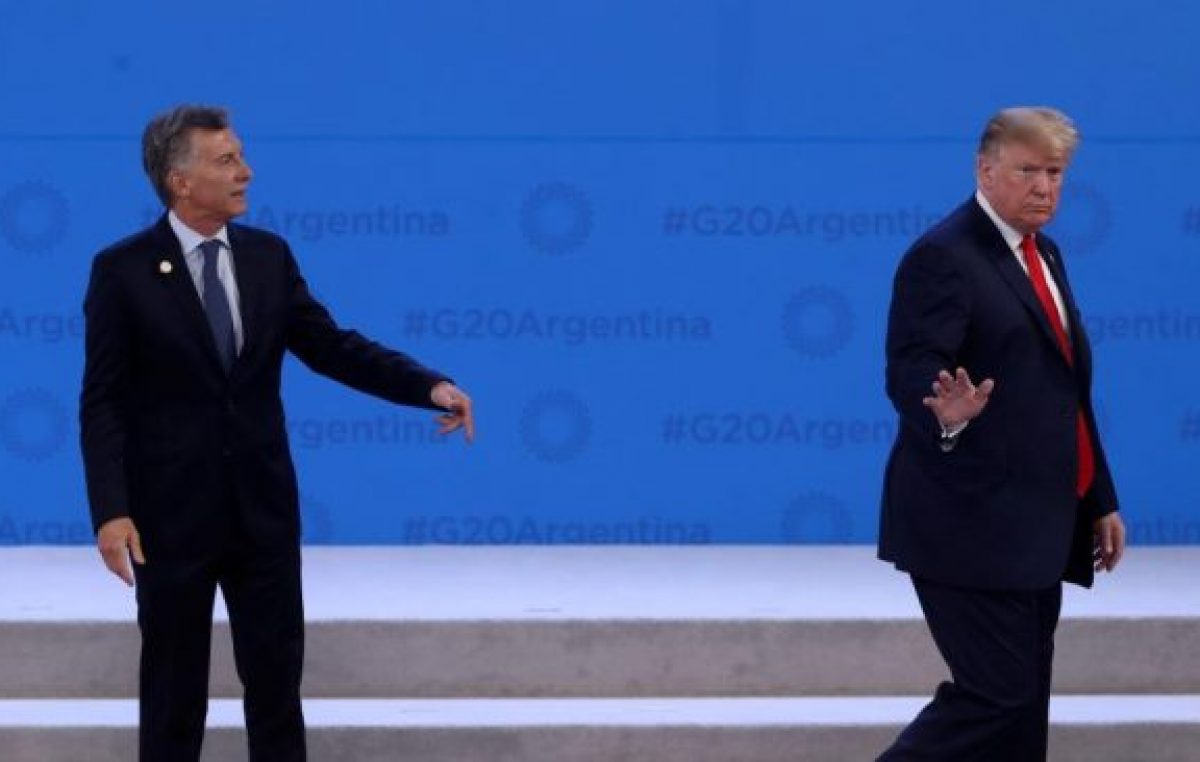 Optimismo y política exterior