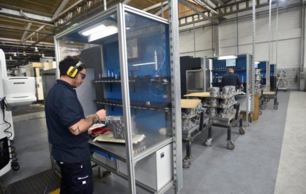 Metalúrgicas cordobesas: 40% de las empresas redujo empleo y el achique continuará