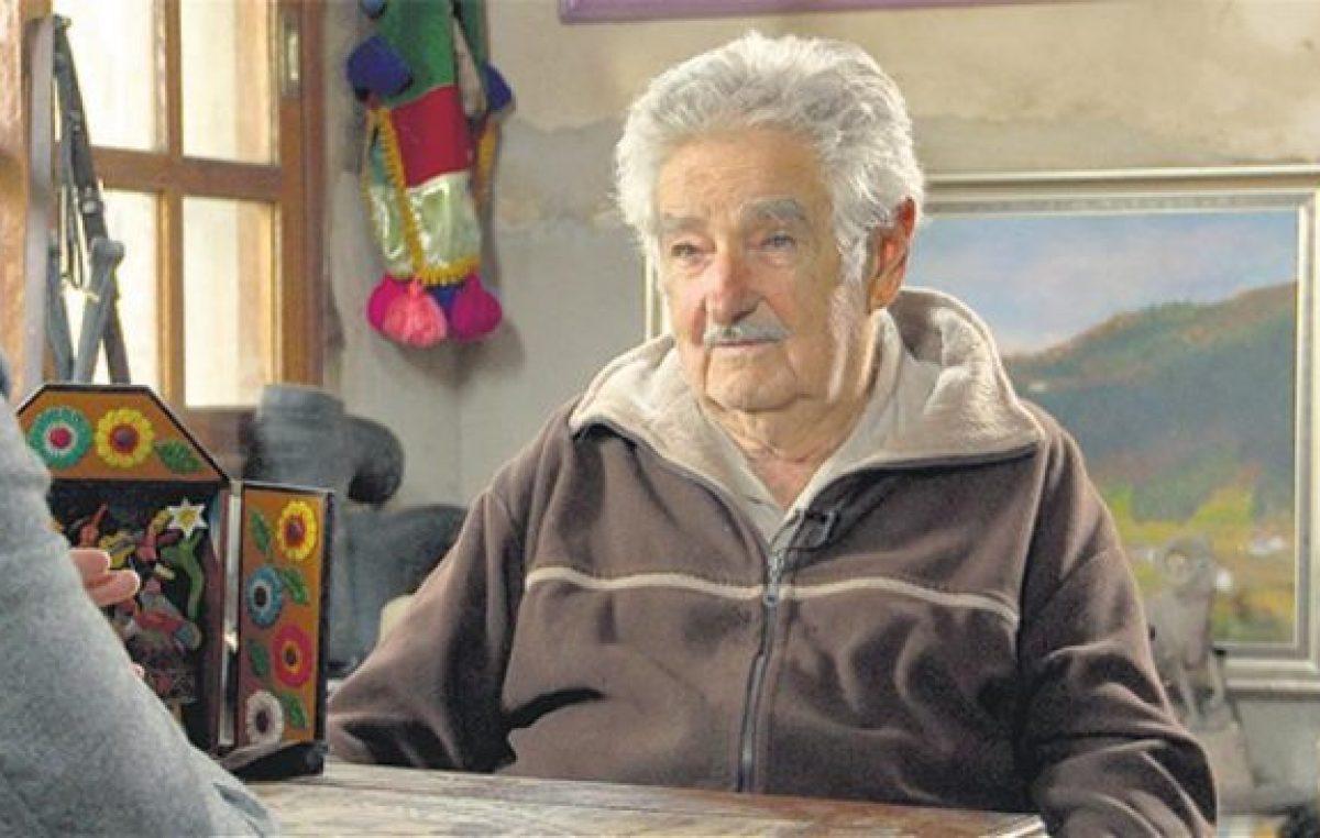 Pepe Mujica: «Ahora nadie es macrista»