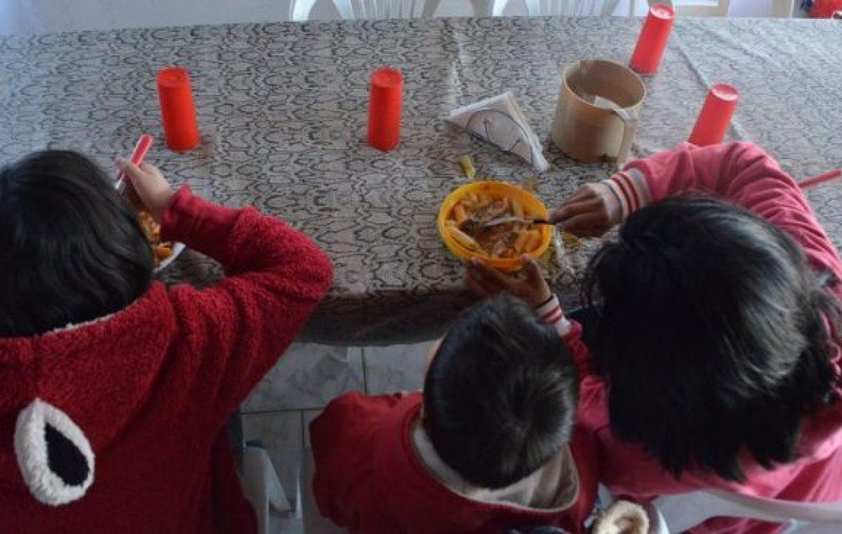 Neuquén: Preocupación de organizaciones sociales por los índices de malnutrición en la provincia