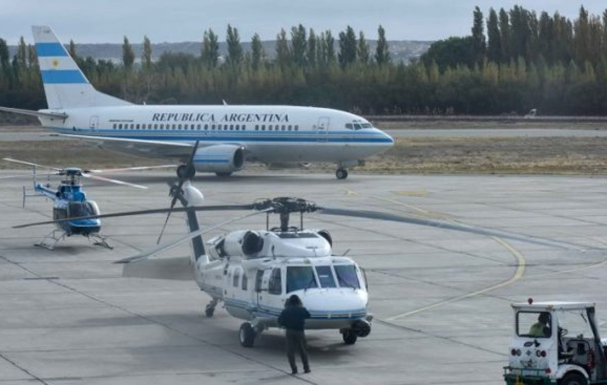 Denunciaron a Macri por usar el avión oficial para la marcha del «Sí, se puede»