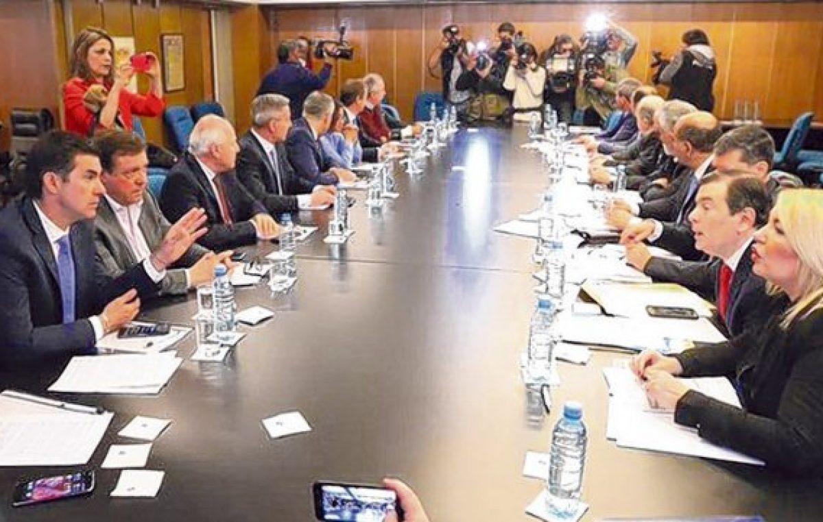 Coparticipación: las provincias rechazan la compensación de la Nación
