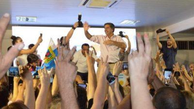 Jorge Capitanich: «El triunfo en Chaco es un espaldarazo a Alberto y Cristina»