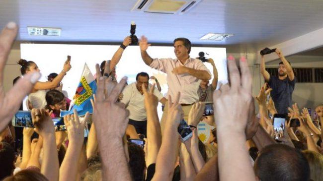 """Jorge Capitanich: """"El triunfo en Chaco es un espaldarazo a Alberto y Cristina"""""""