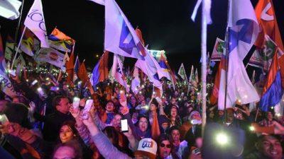 El domingo los uruguayos deciden sobre la continuidad del Frente Amplio