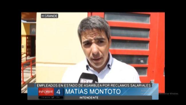 Huerta Grande: se agudiza el conflicto entre los municipales y el intendente