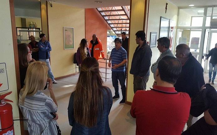 Aumento del 32% en un año a empleados municipales de Usuhaia