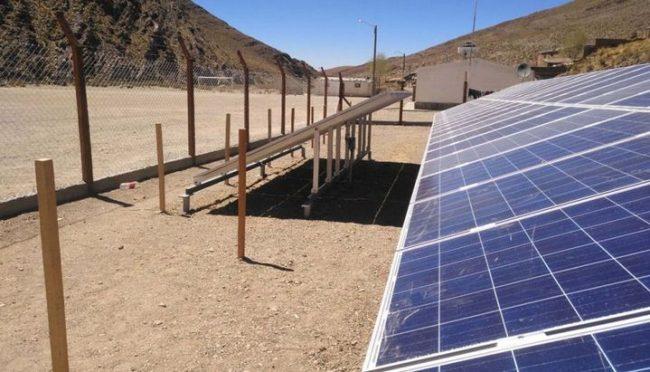 Inauguran hoy un nuevo pueblo solar en la Puna Jujeña