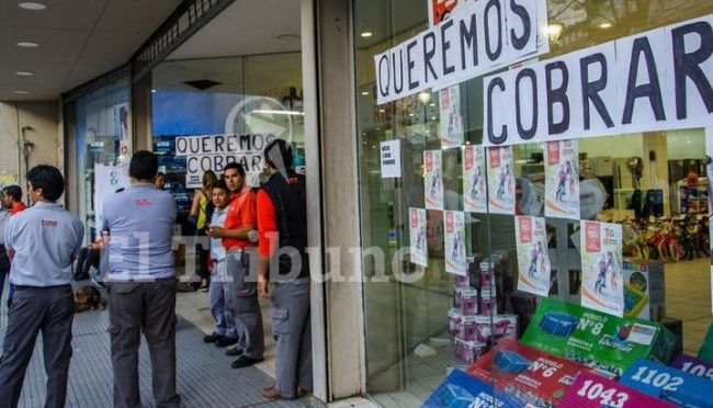 Salta: Crece la incertidumbre entre los trabajadores de Ribeiro y Luque