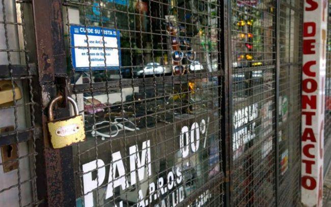 El Centro de Empleados de Comercio jujeño muy preocupados por la caída de las ventas