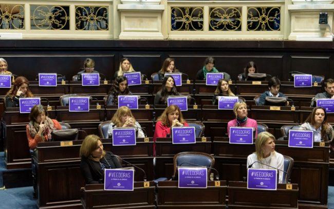 En las PASO, en la mitad de los municipios no hubo candidatas para la intendencia