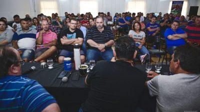 Municipales santafesinos resolvieron un Paro de 24 horas el 14/11 con Movilización a la Casa Gris