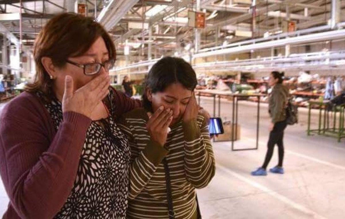 Todos saldos negativos: con Macri, 50 mil trabajadores textiles perdieron sus empleos