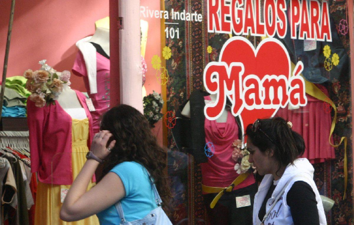 Fuerte caída de la ventas por el Día de la Madre