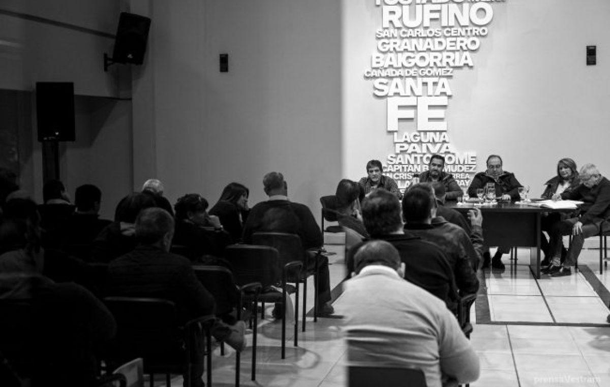 Santa Fe: FESTRAM ratifica el Estado de Alerta y Movilización