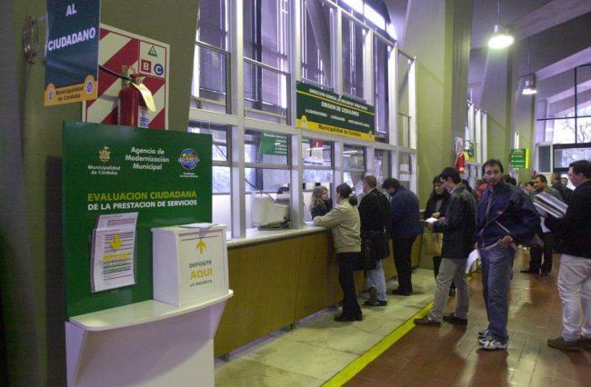 El número de empleados del municipio de Córdoba, otro eje de discusión