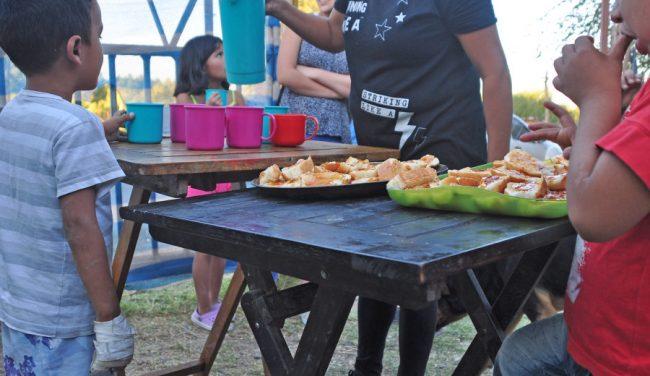 Organizaciones se unen contra el hambre en Bariloche