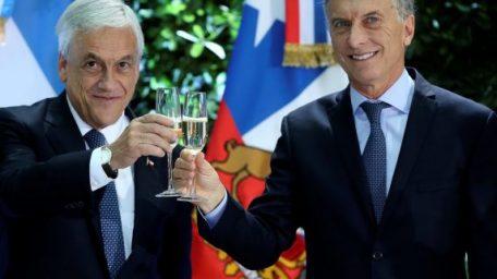 Piñera, modelo de Macri