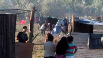 Detrás de las tomas se esconde el déficit habitacional en Neuquén