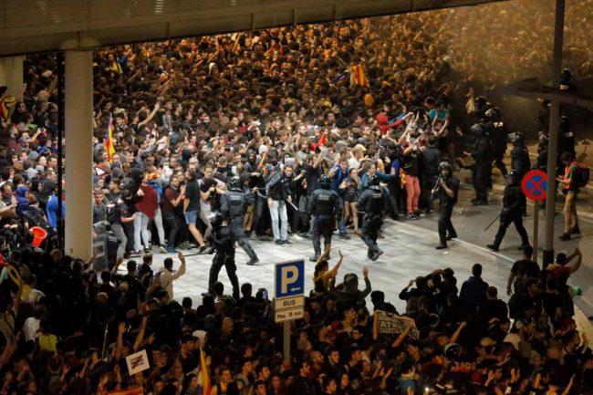 Cataluña: el fallo agudiza el problema