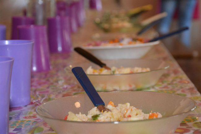 Unos 1800 chicos de Concordia asisten a los comedores escolares los sábados
