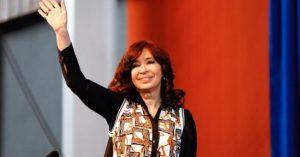 Cristina Kirchner: «Hoy la deuda es el 100 por ciento del PBI»