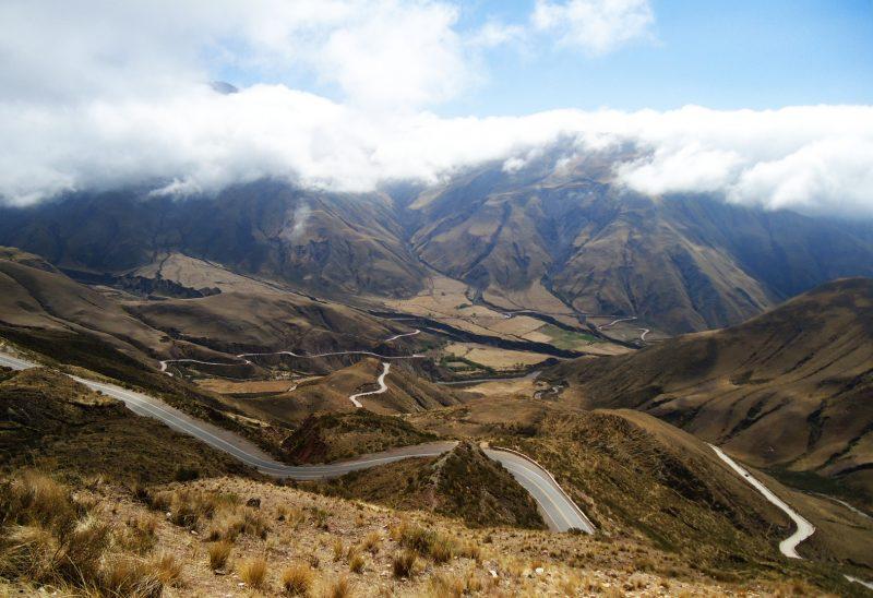A Cachi por uno de los caminos más lindos de Argentina