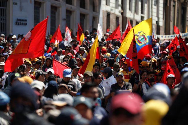 Principal organización indígena rechaza diálogo ante la violenta represión