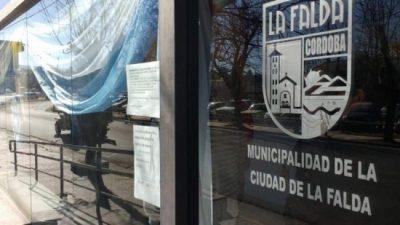 El intendente de La Falda desdoblaría el sueldo de los municipales de La Falda