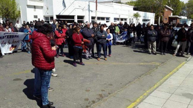 Empleados Municipales de Caleta Olivia iniciarán medida de fuerza