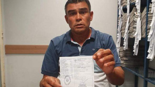 Reclamo de empleados por los bajos sueldos en Ancasti