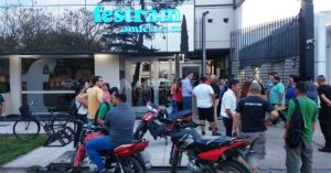 """Trabajadores municipales precarizados de Santa Fe quieren su propio sindicato: """"Asoem nunca nos absorbió"""""""