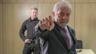 ¿Lula libre?