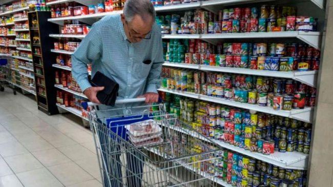 La inflación actual duplica a la de 2015