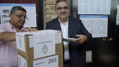 El FpV ganó en Catamarca