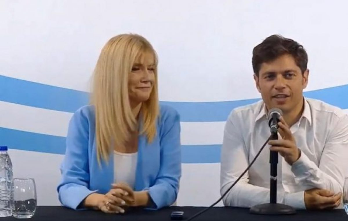 Axel Kicillof: «Vamos a ser un gobierno de gestión, no de marketing»