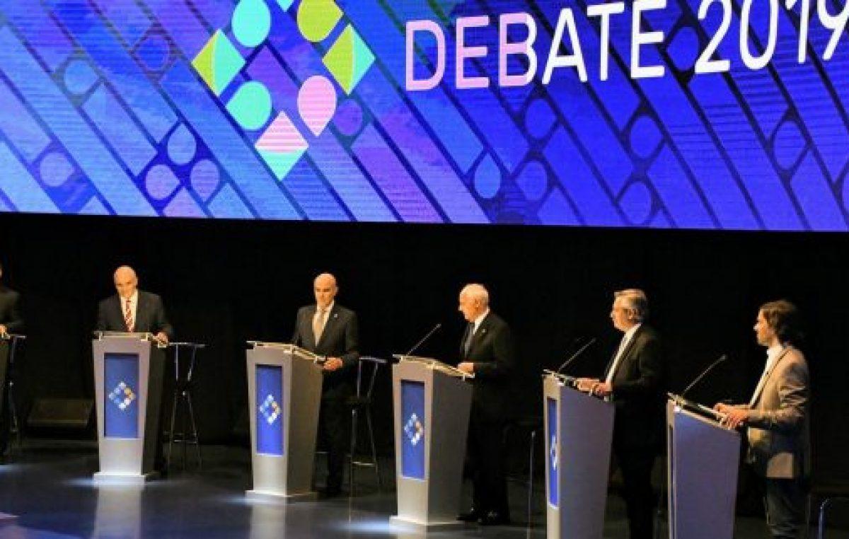 """""""Ganó Alberto"""": Desde el Frente de Todos se adjudican el triunfo en el debate presidencial"""