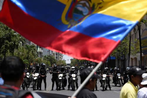 """""""Fue una negociación pública inédita en la historia de Ecuador"""""""