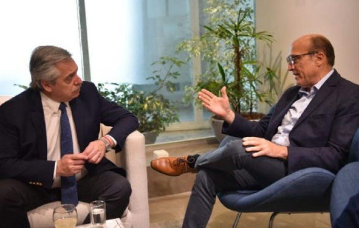 A Alberto Fernández lo seduce el modelo del Frente Amplio uruguayo